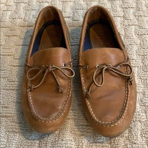 Sperry driving loafers
